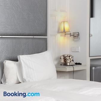 Hostal Adria Santa Ana - Madrid - Phòng tắm