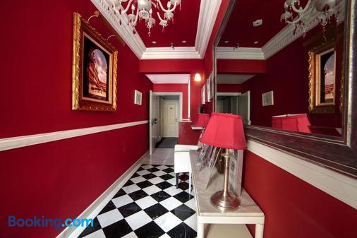Hostal Adria Santa Ana - Madrid - Tiền sảnh