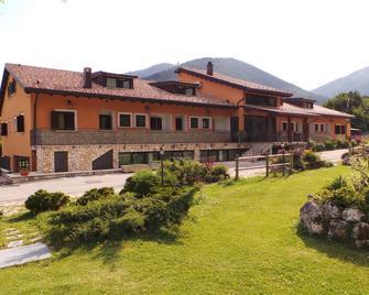 Cocoon Hotel - Pescasseroli - Building
