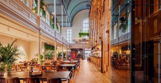 BUNK Hotel Utrecht - Utrech - Restaurante
