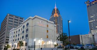 Candlewood Suites Mobile-Downtown - Mobile - Edificio