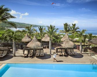Iloha Seaview Hotel - Saint-Leu - Басейн