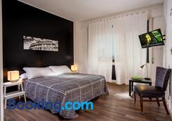 Radio Hotel - Rome - Phòng ngủ