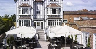The Arden Hotel - Stratford-upon-Avon - Edifício