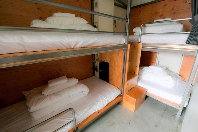 Wise Owl Hostels Tokyo - 東京 - 寝室