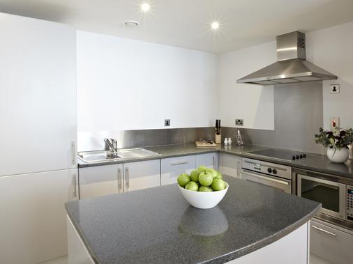 196 Bishopsgate - London - Phòng bếp
