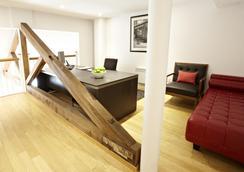 196 Bishopsgate - London - Phòng khách