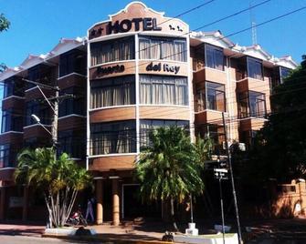 Hotel Puerta Del Rey - Santa Cruz