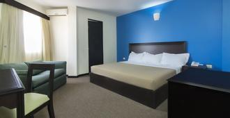 Chn Hotel Monterrey Santa Fe - Monterrey - Bedroom