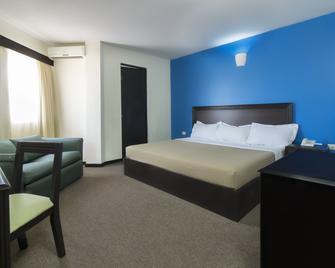 Chn Hotel Monterrey Santa Fe - Monterrey - Habitación