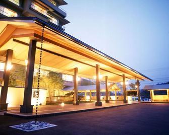 Hirugami Grand Hotel Tenshin - Achi - Gebouw