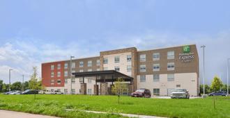 Holiday Inn Express & Suites Omaha Airport - Carter Lake