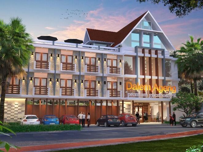 瑪琅達倫阿吉吉恩飯店 - 馬朗 - 建築