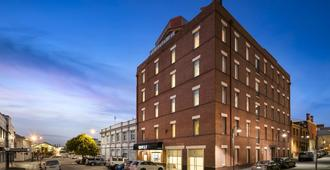 Quest Waterfront Serviced Apartments - Hobart - Rakennus