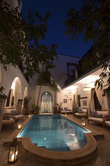 Riad Dar Alfarah - Marrakesh - Bể bơi