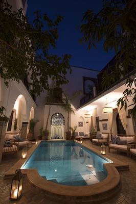 Riad Dar Alfarah - Μαρακές - Πισίνα