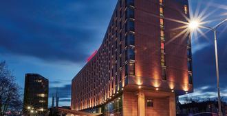 波茲南中央美居酒店 - 波茲南 - 波茲南 - 建築