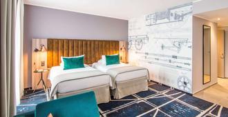 Hotel Mercure Poznan Centrum - Poznan - Bedroom