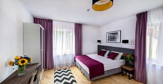 Apartamenty Smiala 77 - Varsavia - Camera da letto