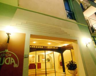 Adua & Regina di Saba - Montecatini Terme - Building