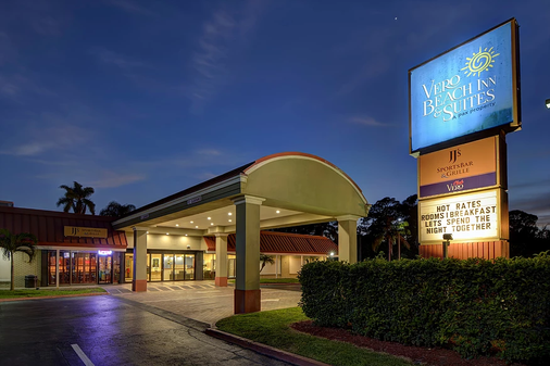 Vero Beach Inn & Suites - Vero Beach - Toà nhà