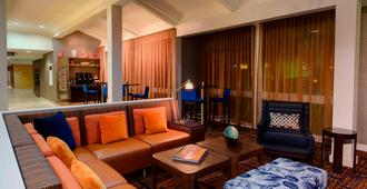Courtyard by Marriott Houston Brookhollow - Houston - Lounge