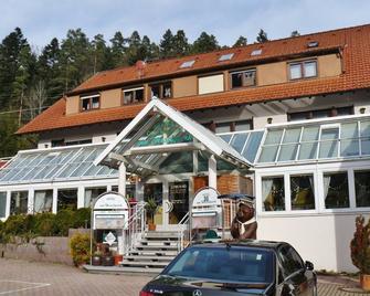 Hotel Am Hirschpark - Enzkloesterle - Будівля