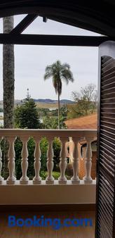 Hotel Varandas do Sol - Poços de Caldas - Balcony