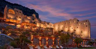 Monastero Santa Rosa Hotel & Spa - Conca Dei Marini - Piscine
