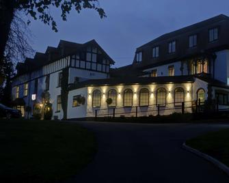 Best Western Plus Ullesthorpe Court Hotel & Golf Club - Lutterworth - Gebouw