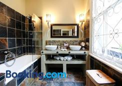 Jardin D'ébène Boutique Guesthouse - Cape Town - Bathroom