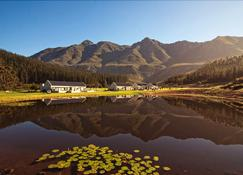 Gaikou Lodge - Swellendam - Outdoor view