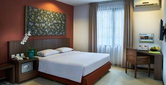 Praja Hotel - Denpasar - Bedroom