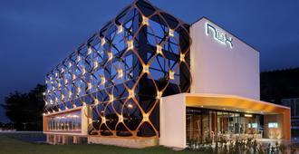 Hotel Nox - ליובליאנה - בניין