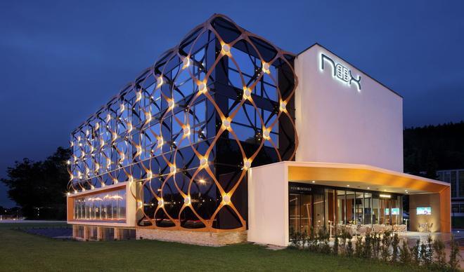 諾克斯飯店 - 盧布爾雅那 - 建築