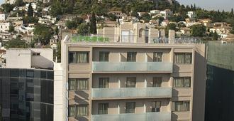 Plaka Hotel - Atenas - Edificio