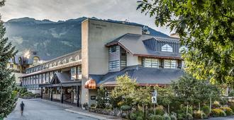 The Listel Hotel Whistler - Whistler - Edificio