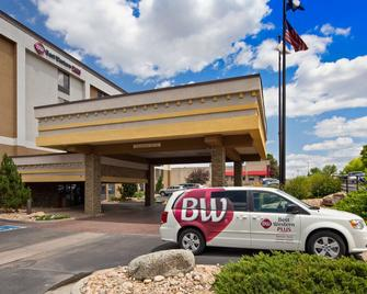 Best Western Plus Denver Tech Center Hotel - Greenwood Village - Building