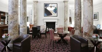 Club Quarters Hotel, Midtown - Nova York - Lounge