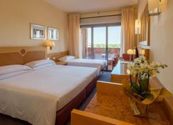 Best Western Hotel I Triangoli - Casal Palocco - Camera da letto