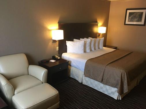 貝斯特韋斯特聖馬科斯酒店 - 聖馬可斯 - 聖馬科斯 - 臥室