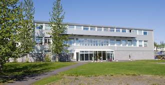 Grímur Hotel - רייקיאוויק - בניין