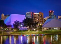 Stamford Plaza Adelaide - Adelajda - Budynek