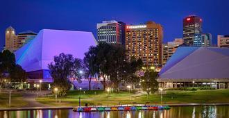 Stamford Plaza Adelaide - אדלייד - בניין