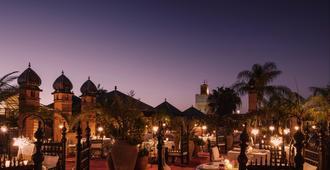 La Sultana Marrakech - Marrakech - Utsikt