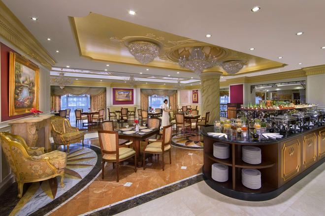 Royal Rose Hotel - Abu Dhabi - Restaurant