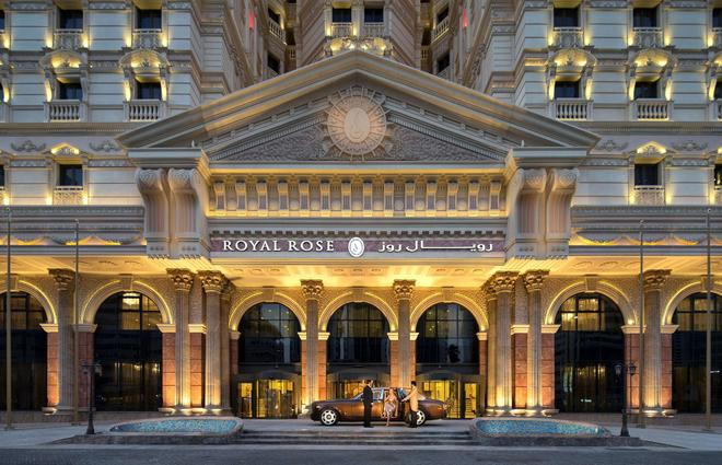 Royal Rose Hotel - Abu Dhabi - Building