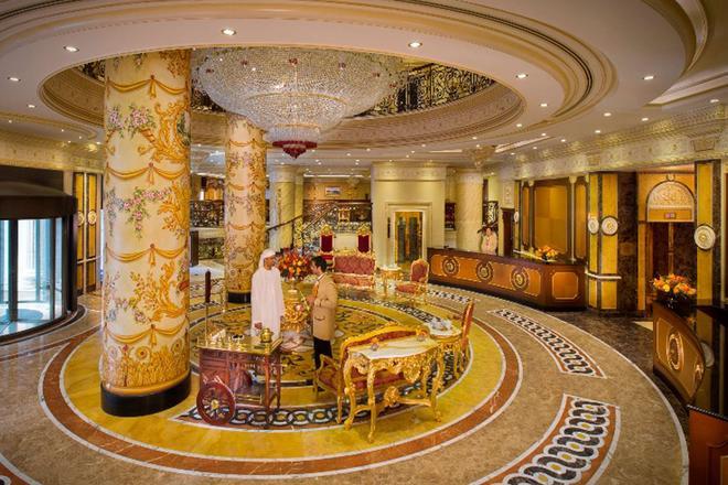 Royal Rose Hotel - Abu Dhabi - Lobby
