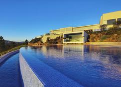 Água Hotels Mondim de Basto - Мондин-де-Башту - Бассейн