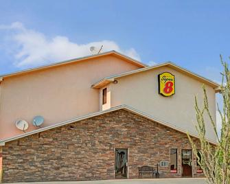 Super 8 by Wyndham Las Cruces/La Posada Lane - Las Cruces - Gebouw